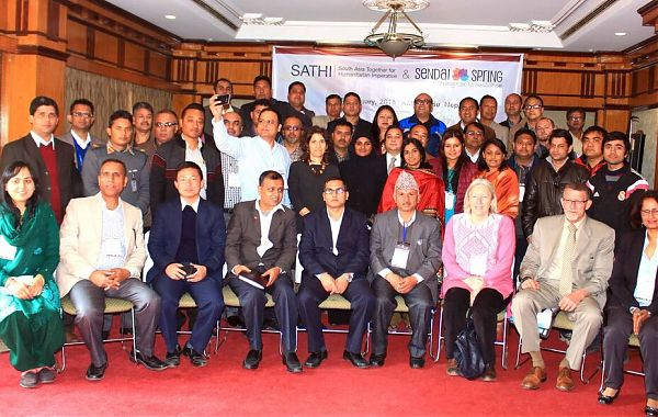 South Asia Together for Humanitarian Imperative (SATHI)