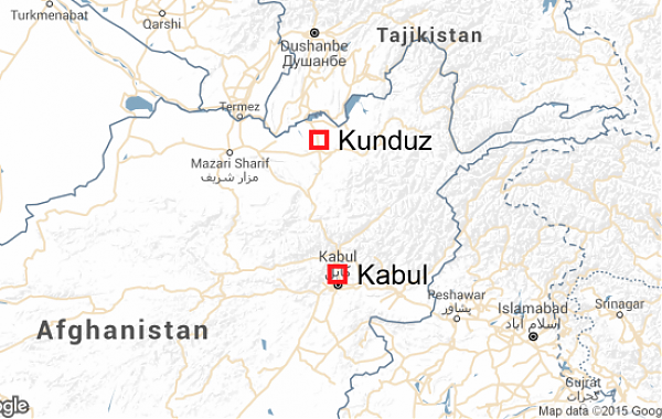 Access Lessons Learned Note: The Fall of Kunduz Sep-Oct-2016